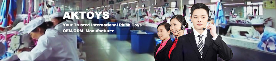 Your trusted international plush toys OEM/ODM manufacturer.