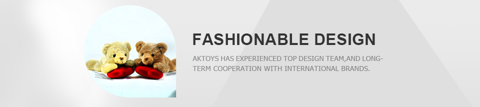 AKTOYS,fashionable design.