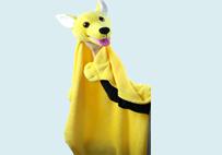 Dog Puppet Blanket
