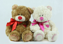 Sweety Couple Bear Toy