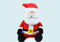 Electric Toy Santa Claus