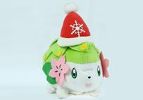Christmas Toy hedgehog