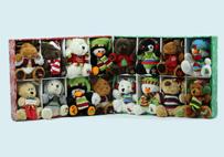 Christmas Dolls Gift Box