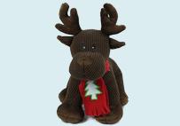Toy Santas Reindeers