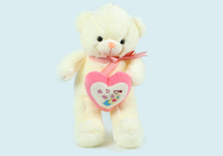 Toy Birthday Bear