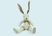 Customized Toy Rabbit by Paul Smith (UK)