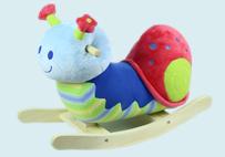Snail Rocking-horse