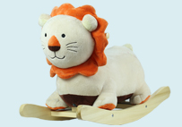 Lion Rocking-horse