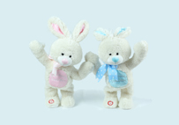 Electric Dancing Rabbit Toy