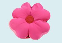 Pink Flower Soft Cushion