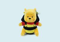 Winnie the Pooh In Honeybee Coat