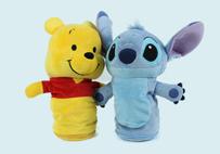 Winnie the Pooh/Stitch Storage Bag