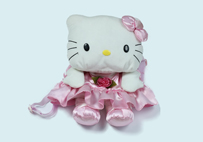 Princess Hello Kitty Children's backpack