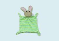 Green Rabbit Baby's Towel